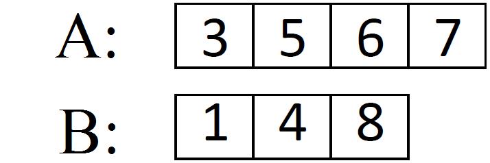 Cei doi vectori initiali